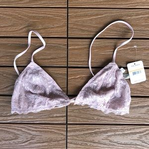 NWT Free People bralette - S 🌸